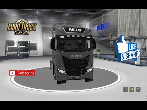 Iveco S-Way 2020 + interior v2.0