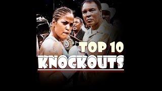 Video Laila Ali Top 10 Knockouts MP3, 3GP, MP4, WEBM, AVI, FLV Desember 2018