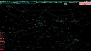 VATSIM Stansted Fast Forward 2015 Time Lapse