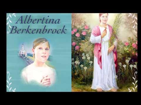 CANTO DE ALINE EM HONRA A ALBERTINA BERKENBROCK PRIMEIRA MÁRTIR BRASILEIRA.