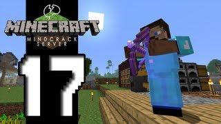 Beef Plays Minecraft - Mindcrack Server - S3 EP17 - Supply Run