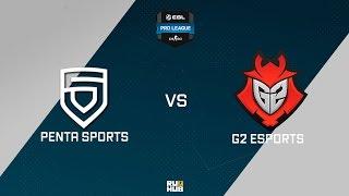 G2 vs PENTA, game 1