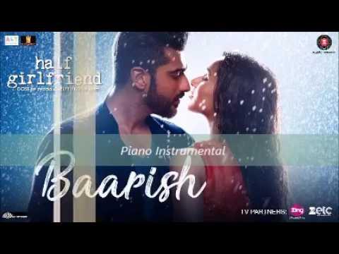Baarish full song movie half girlfriend Shraddha Kapoor