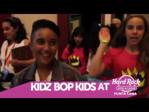 Kidz Bop Experience - Hard Rock Hotel Riviera Maya