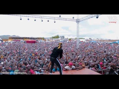 HAIJAWAI TOKEA Nipepe mbosso sumbawanga wasafi festival 2018