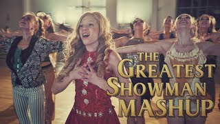 Video The Greatest Showman MASHUP by Lyza Bull of OVCC | Arr. McKay Crockett-Dir. of BYU Vocal Point MP3, 3GP, MP4, WEBM, AVI, FLV Agustus 2018