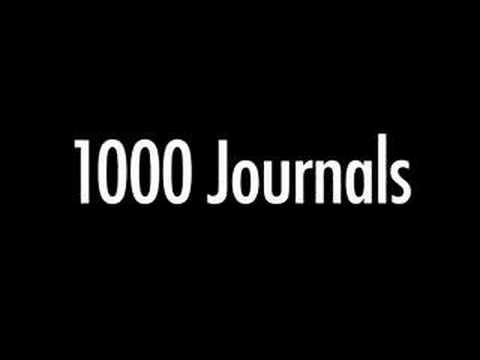 0 1000 Journals
