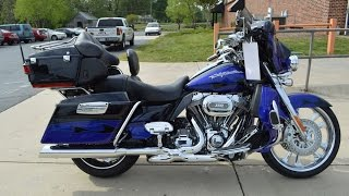 7. SOLD! 2011 Harley-Davidson® FLHTCUSE6 - CVO™ Ultra Classic® Electra Glide® 7995