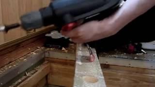 11. Skil Torro - сверление винтовое сверло 22мм