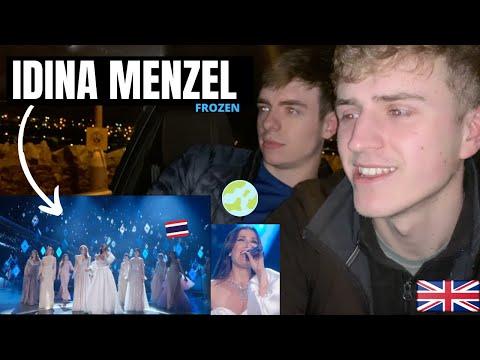 Video Frozen Worldwide.. | IDINA MENZEL - INTO THE UNKOWN (Oscars) | GILLTYYY REACT download in MP3, 3GP, MP4, WEBM, AVI, FLV January 2017