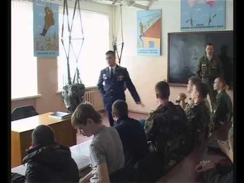Белгородских призывников отбирают на службу в ВДВ