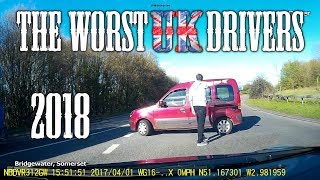 Video The Worst UK Drivers 2018 MP3, 3GP, MP4, WEBM, AVI, FLV April 2019