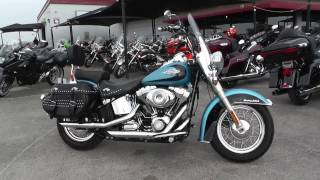 3. 042926 - 2011 Harley Davidson Heritage Softail Classic FLSTC - Used motorcycle for sale