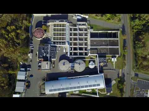Fairfield CT Wastewater treatment facility