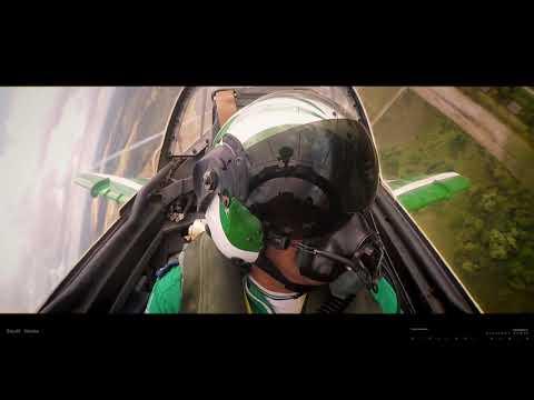 الصقور السعودية فن الطيران المتقن!