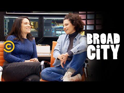 Abbi and Ilana's Broad City