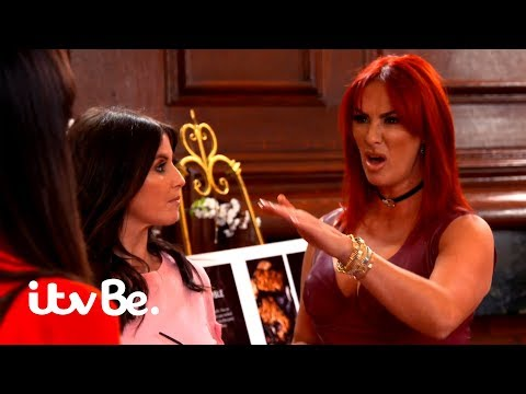 The Real Housewives Of Cheshire | Lauren's Big Bust Up With Seema And Nermina | ITVBe