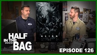Video Half in the Bag Episode 126: Alien: Covenant MP3, 3GP, MP4, WEBM, AVI, FLV Oktober 2018