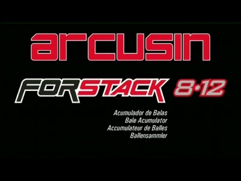 Arcusin ForStack 8-12 1.5 Clean
