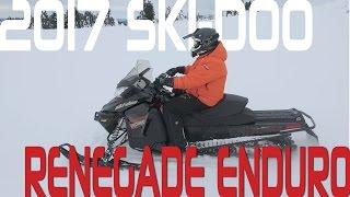 9. STV 2017 Ski-Doo Renegade Enduro