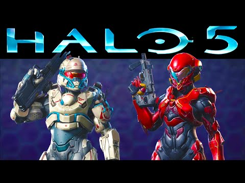 Halo 5 News | New Screenshots & Renders (Game Informer)