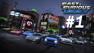 Nonton ★ Fast & Furious Legacy Gameplay Walkthrough Ep #1 (iPhone iOS, iPad and Android Game) Film Subtitle Indonesia Streaming Movie Download