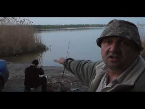 ловля плотвы апреле видео украина 2017