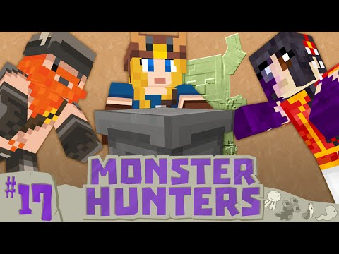 17 - Minecraft mods fun! We get out gear together and head into the stronghold to fight the very last boss! If you've enjoyed the adventure, leave a like! :D Oh, and we've only got a few Monster...