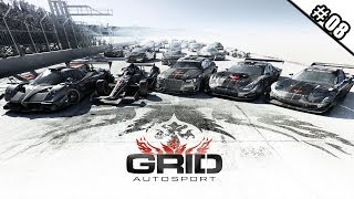 GRID AUTOSPORT MULTIPLAYER #08 - Relax aber Naja • Let's Play Together Gird Autosport