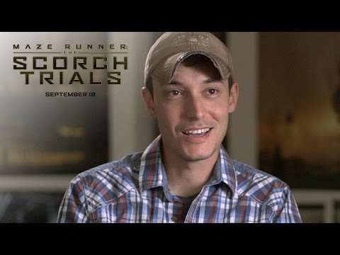 Maze Runner: The Scorch Trials (Featurette 'Wes Ball')