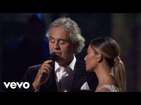 Andrea Bocelli & Nicole Scherzinger - No Llores Por Mi Argentina