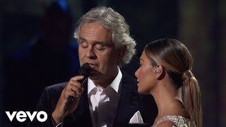 Video Andrea Bocelli, Nicole Scherzinger - No Llores Por Mi Argentina MP3, 3GP, MP4, WEBM, AVI, FLV September 2018