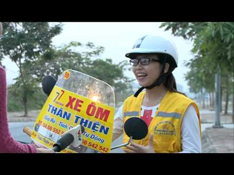 PS Female Xe om Drivers find their place in the capital of Hanoi