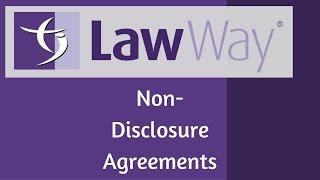 Non-Disclosure Agreements are an important business asset.