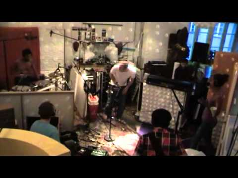 live @ Tempelton Studio - August 2010, recording the upcoming NORTH album.