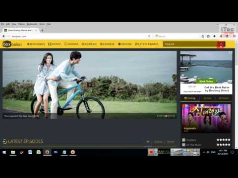 How to download drama and movies from boxasian.com - របៀបទាញយករឿងកូរ៉េ, ហូលីវូត