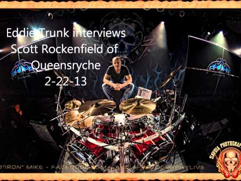 Queensryche's Scott Rockenfield/Eddie Trunk Interview 2/22/13