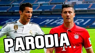 Parodia Musical de Ed Sheeran - Shape Of You Real Madrid vs Bayern Munich 4-2 2017 - Like & Suscríbete! Suscríbete!