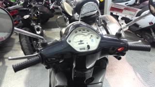 6. 2007 Vespa LX 150