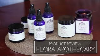 Learn about some of my favorite local products made by Nikki Wangler of Flora Apothecary. Purchase your own products from Flora Apothecary here: http://www.floraapothecary.com-----------------------------------------------------------CONNECT WITH ME-----------------------------------------------------------facebook: http://www.facebook.com/Always-Blushingblog: http://www.alwaysblushing.com/