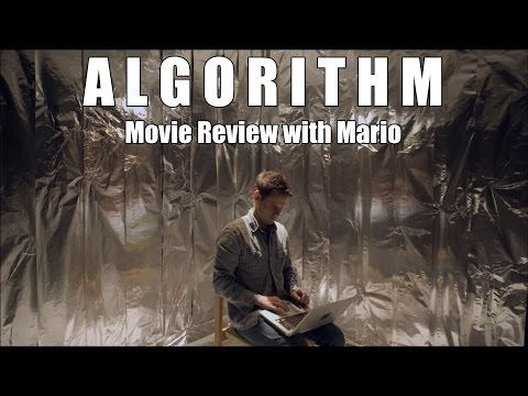 ALGORITHM: The Hacker Movie - Mario's Review!