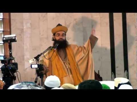Taj ul Ulema Syed Noorani Miyan Ashrafi Faizul islam Holland 2011