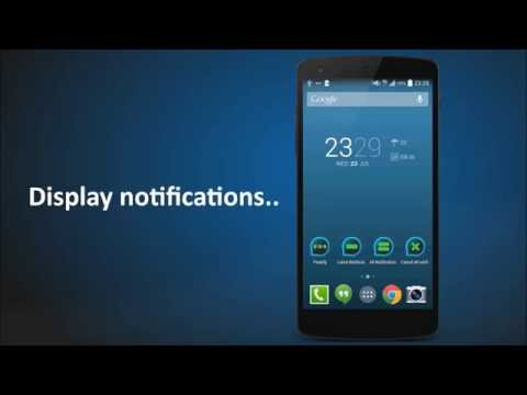 Video of Floatify Notifications