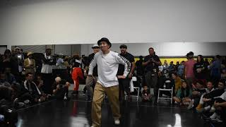 Kid Boogie & Boogie Frantick & Acky – Who Got Soul Popping Judges Showcase