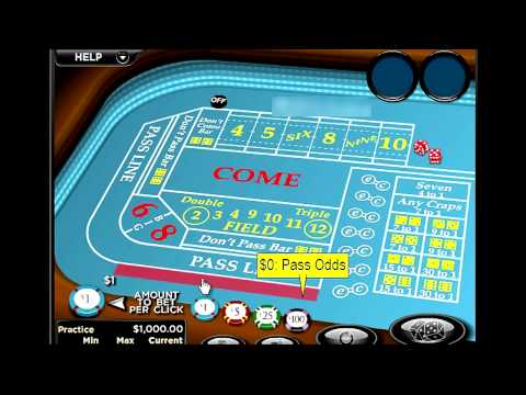 Secrets To Making Money At Craps   pt.1