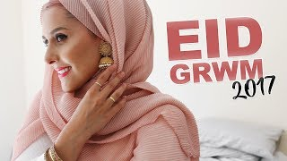 Video EID GET READY WITH ME 2017!! MP3, 3GP, MP4, WEBM, AVI, FLV Januari 2018
