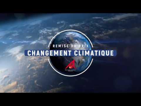 PRIX CHANGEMENT CLIMATIQUE 2018