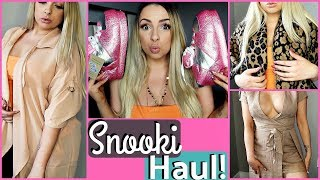 Video I Bought Things From SNOOKI'S WEBSITE! (Try On Haul) MP3, 3GP, MP4, WEBM, AVI, FLV Juni 2018