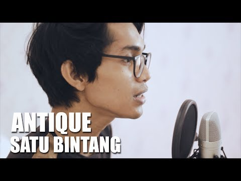ANTIQUE - SATU BINTANG (Cover By Tereza)