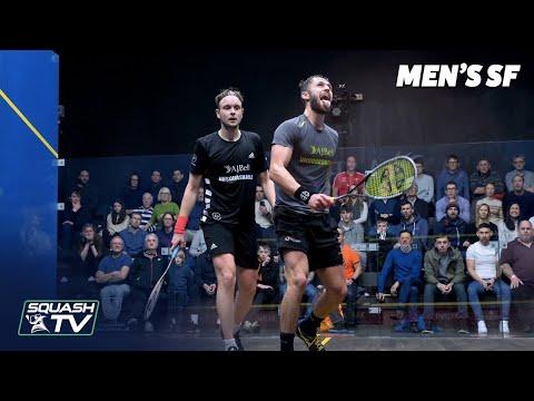 AJ Bell National Squash Championships 2020 - Men's SF Highlights